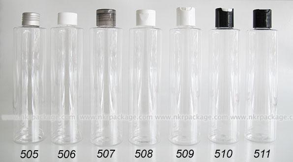 ขวดพลาสติก ขวดใส่เครื่องสำอาง แบบ 505-511