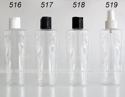ขวดพลาสติก ขวดใส่เครื่องสำอาง (1) หมายเลข 516-519