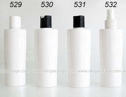 ขวดพลาสติก ขวดใส่เครื่องสำอาง (1) หมายเลข 529-532