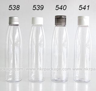 ขวดพลาสติก ขวดใส่เครื่องสำอาง (1) หมายเลข 538-541