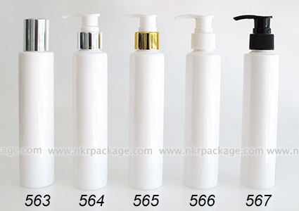 ขวดพลาสติก ขวดใส่เครื่องสำอาง (1) หมายเลข 563-567