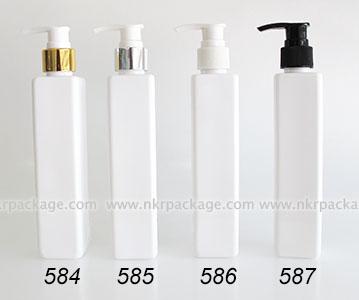 ขวดพลาสติก ขวดใส่เครื่องสำอาง (1) หมายเลข 584-587
