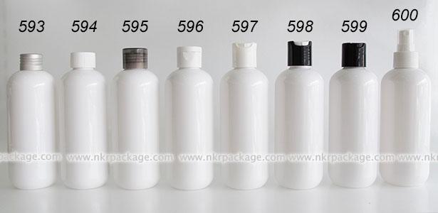 ขวดพลาสติก ขวดใส่เครื่องสำอาง แบบ 593-600