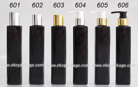 ขวดพลาสติก ขวดใส่เครื่องสำอาง (1) หมายเลข 601-606