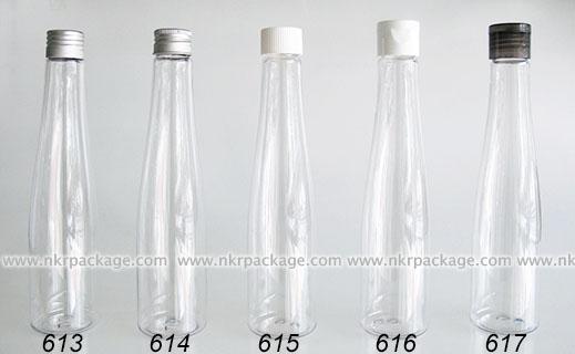 ขวดพลาสติก ขวดใส่เครื่องสำอาง (1) หมายเลข 613-617
