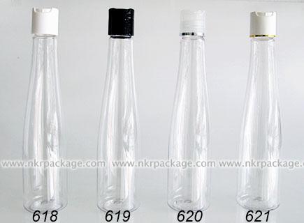 ขวดพลาสติก ขวดใส่เครื่องสำอาง (1) หมายเลข 618-621