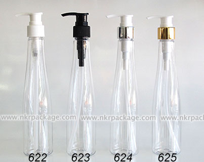 ขวดพลาสติก ขวดใส่เครื่องสำอาง (1) หมายเลข 622-625