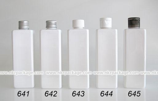 ขวดพลาสติก ขวดใส่เครื่องสำอาง (1) หมายเลข 641-645