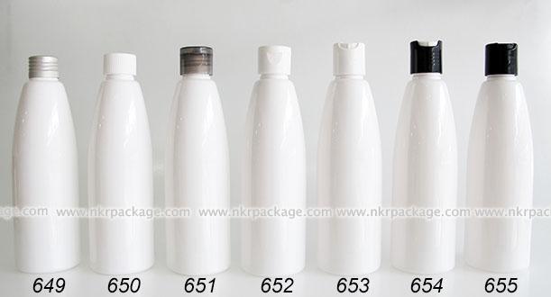 ขวดพลาสติก ขวดใส่เครื่องสำอาง แบบ 649-655