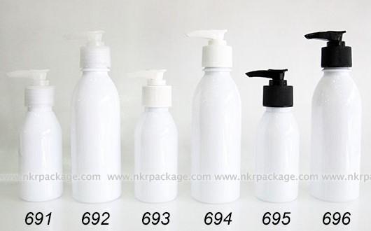 ขวดพลาสติก ขวดใส่เครื่องสำอาง (1) หมายเลข 691-696