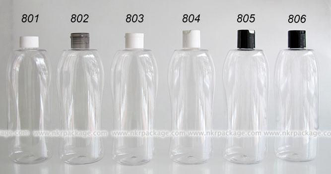 ขวดพลาสติก ขวดใส่เครื่องสำอาง แบบ 801-806