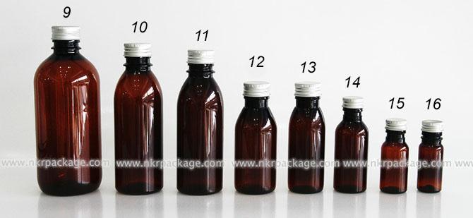 ขวดยา หมายเลข 9-16