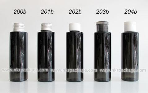 ขวดพลาสติก ขวดใส่เครื่องสำอาง หมายเลข 200b-204b