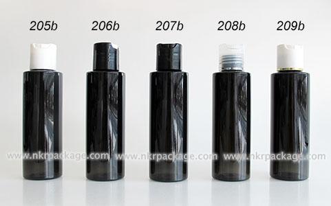ขวดพลาสติก ขวดใส่เครื่องสำอาง หมายเลข 205b-209b