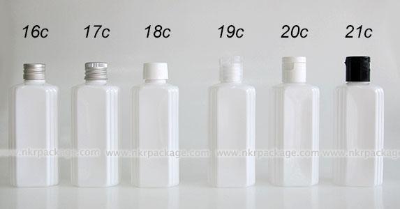 ขวดพลาสติก ขวดใส่เครื่องสำอาง (1) หมายเลข 16c-21c