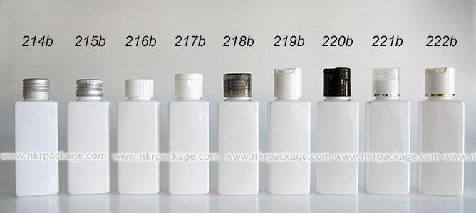 ขวดพลาสติก ขวดใส่เครื่องสำอาง (1) 214b-222b