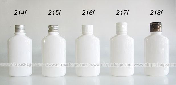 ขวดพลาสติก ขวดใส่เครื่องสำอาง (1) หมายเลข 214f-218f