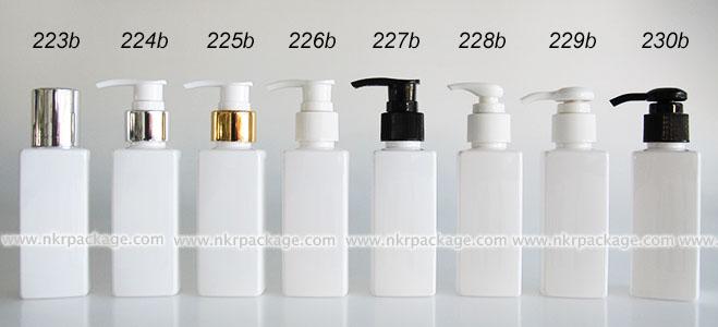 ขวดพลาสติก ขวดใส่เครื่องสำอาง (1) 223b-230b