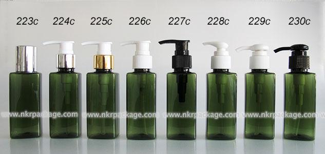 ขวดพลาสติก ขวดใส่เครื่องสำอาง (1) 223c-230c