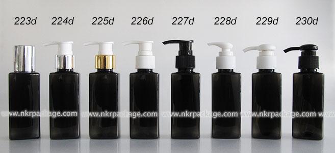 ขวดพลาสติก ขวดใส่เครื่องสำอาง (1) 223d-230d