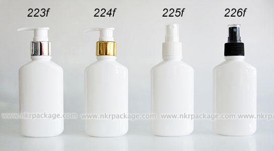 ขวดพลาสติก ขวดใส่เครื่องสำอาง (1) หมายเลข 223f-226f