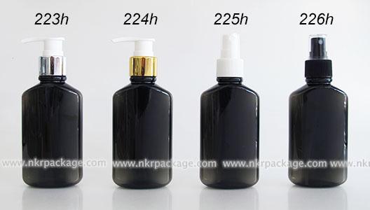 ขวดพลาสติก ขวดใส่เครื่องสำอาง (1) หมายเลข 223h-226h