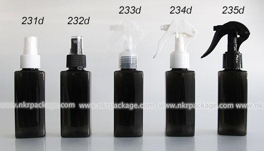 ขวดพลาสติก ขวดใส่เครื่องสำอาง (1) 231d-235d