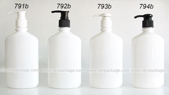 ขวดพลาสติก ขวดใส่เครื่องสำอาง (2) หมายเลข 791b-794b
