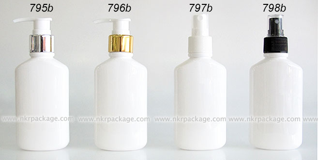 ขวดพลาสติก ขวดใส่เครื่องสำอาง (2) แบบ 795b-798b