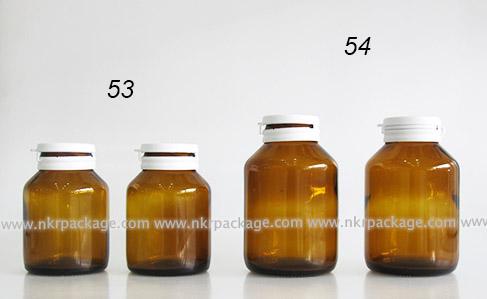 ขวดแก้วแบล็กมอร์ แบบ 53-54